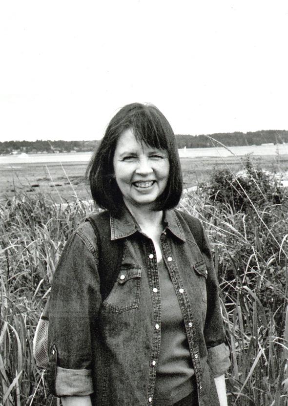 Paula at Trent River webpage