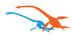 Courtenay and District Museum & Palaeontology Centre Logo
