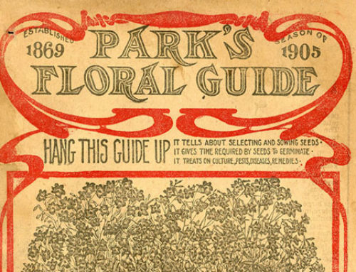 From Our Library: Park's Floral Guide