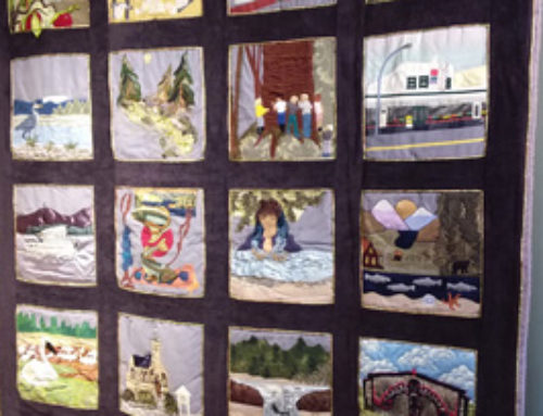 For a Limited Time: Legacies of the Comox Valley Quilt