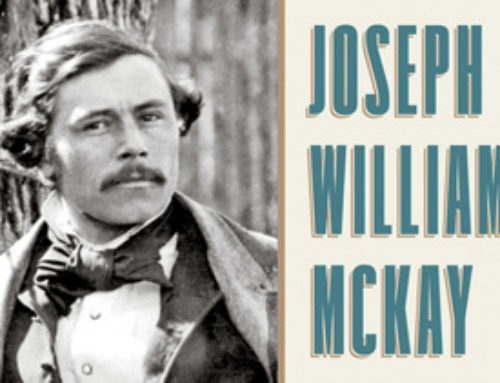 Lecture: Joseph William McKay: A Métis Business Leader in Colonial British Columbia