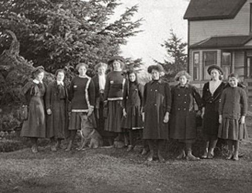 October is Women's History Month